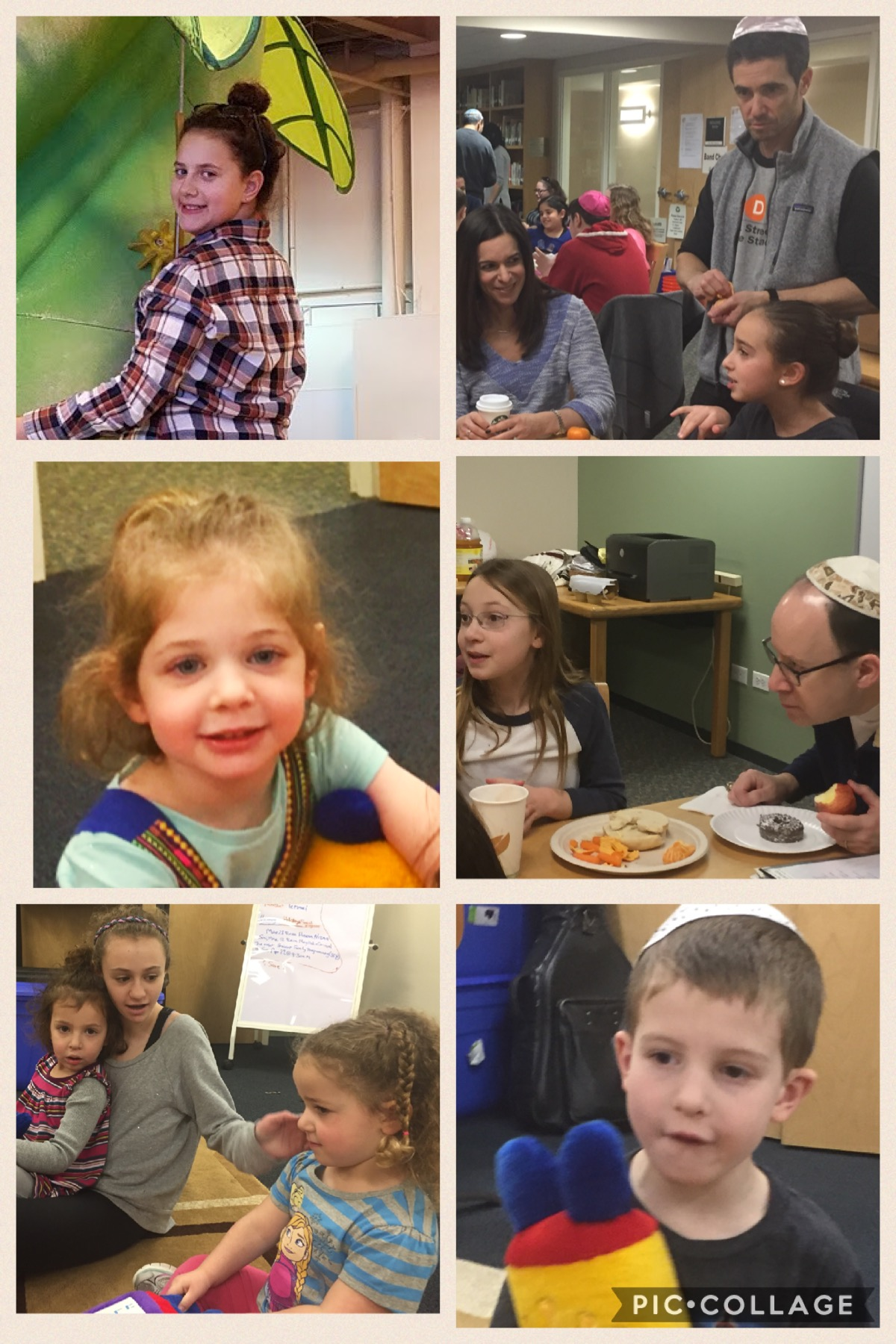 Limmud Collage 3-10-17