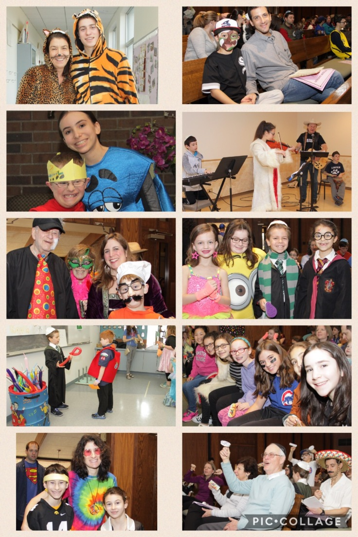 Limmud Collage 3-17-17