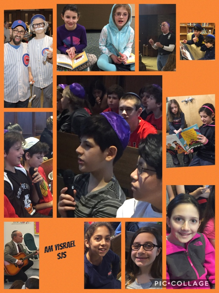 Limmud Collage 4-14-17
