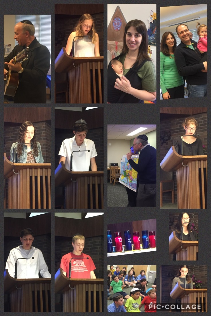 Limmud Collage 4-28-17